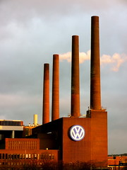 "Volkswagen's Autostadt - ""Car City"" - Wolfsburg, Germany"