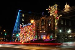 Christmas Lights - St. Paul's Hospital, Vancouver BC