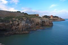 Roques de la platja del Miracle, davant el Fortí de la roca: @Francesc Perez