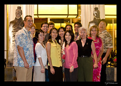 Kamehameha Toastmasters - 2011 Holiday Dinner