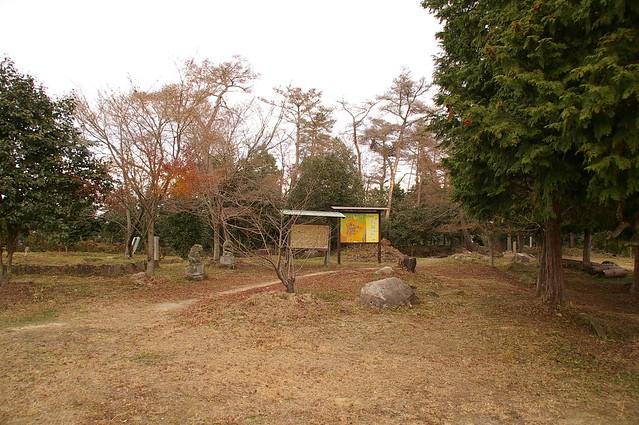 福山城跡へ #5