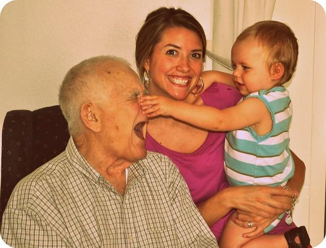 grandpa summer 2011