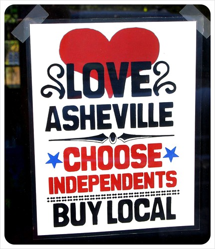 asheville choose independents