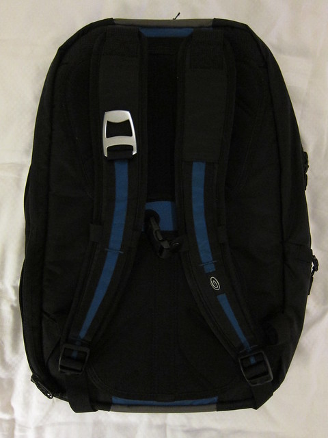 Q Backpack 2011 - Back View