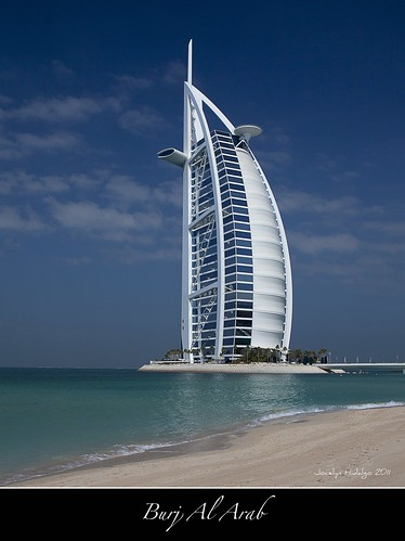 "Burj Al Arab - The jewel of Dubai by Joalhi ""Around the World"""