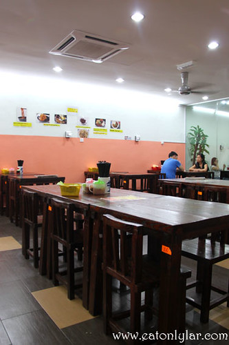 Interior, Restoran Super Kitchen Chilli Pan Mee