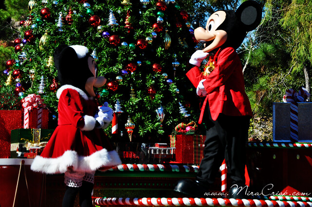 Mickey's Christmas Parade