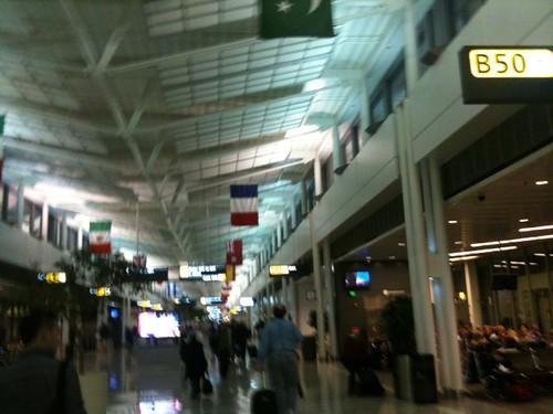 Dulles Terminal B