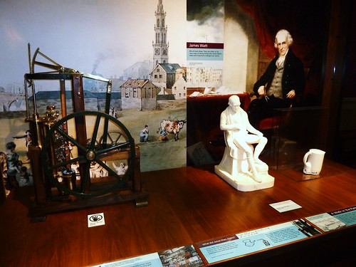 James Watt Display
