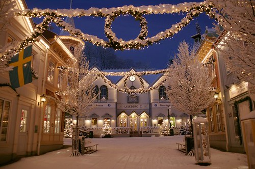 Liseberg - Christmas fair