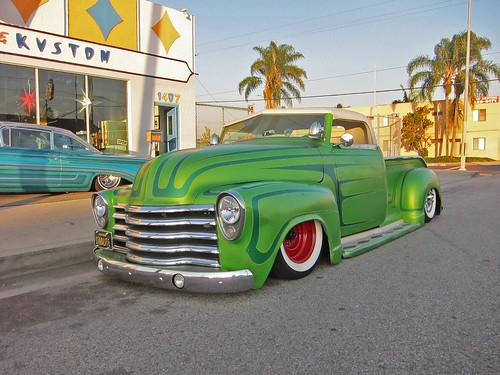 Starlite Rod & Kustom by KID DEUCE
