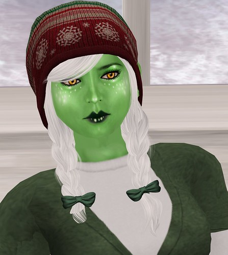 Greta Grinch I