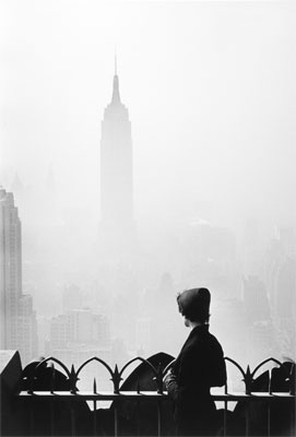 New York City, Elliot Erwitt, 1955