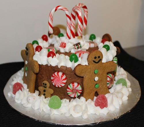 Christmas Eve Cake - 2