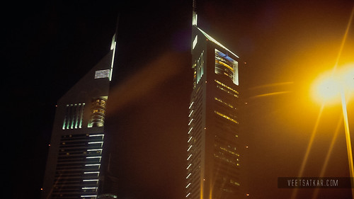 Jumeirah Emirates Towers by Veet Satkar