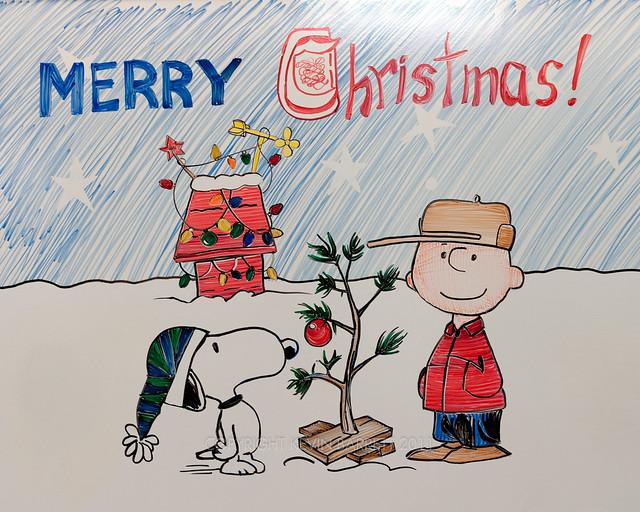 Merry Christmas Charlie Brown!