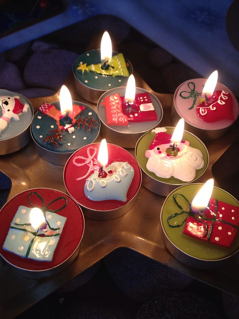 Tea Light Christmas Crafts