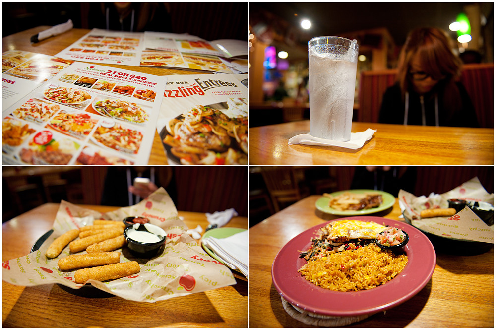 360 of 365 - Applebee's.