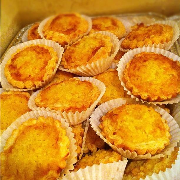 Coconut Custard Desserts | Flickr - Photo Sharing!