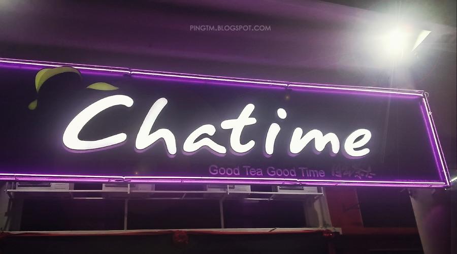 Chatime@ PV128 Setapak