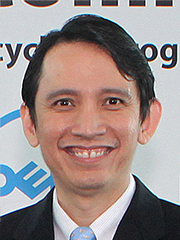 Richard Tan, Regional Country Manager, Offshores, Singapore & Taiwan, Lexmark Singapore