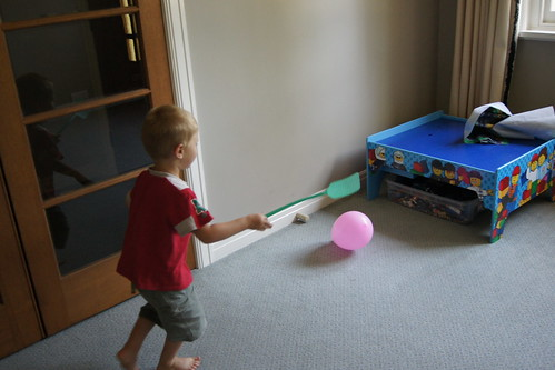 Balloon Games -fly swat