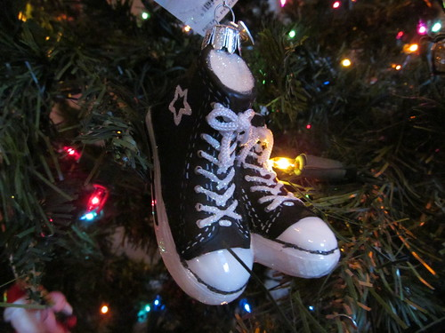 Xmas Ornament-Mel's Shoes