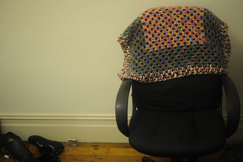 Giant Granny Square