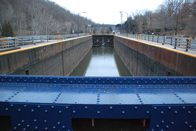 Little Falls Lock 17