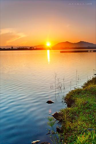 Putrajaya Dam || .S.U.N.R.I.S.E.
