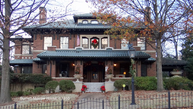 highland park architecturally charming neighborhoods alabama