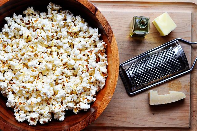 truffle butter popcorn