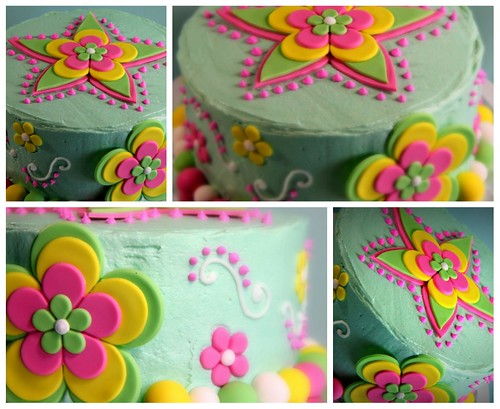 Funky 16th by Coco Jo Cakes