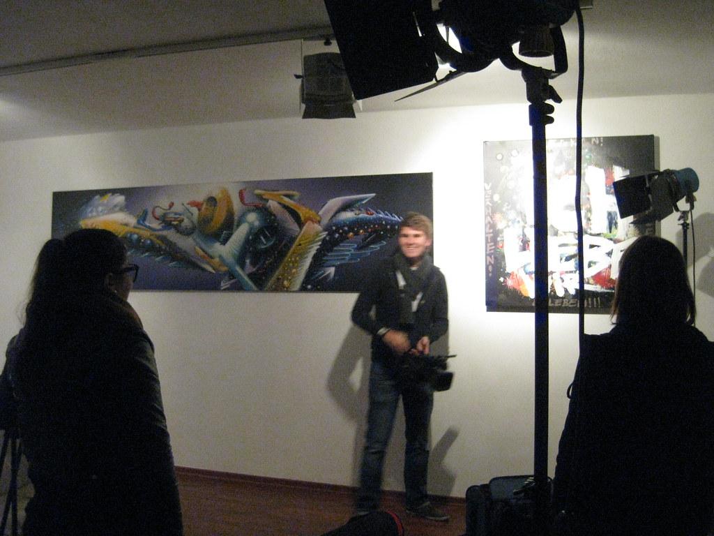 Angefragt: Kölner Filmteam macht TV Kurz Portrait über SEAK