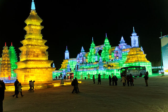 Harbin - Ice & Snow Festival 2012 #23