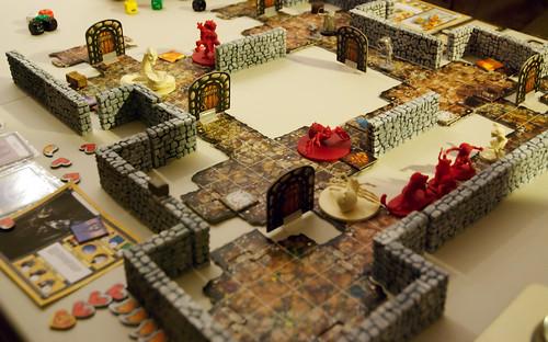 Descent + DungeonSpain + AELMDE 01/01/2012