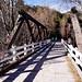 Bridge Over a Creek in Sunol-Ohlone Regional Park, California