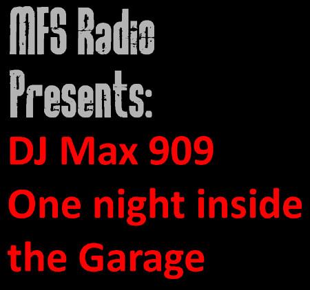 dj max garage BL