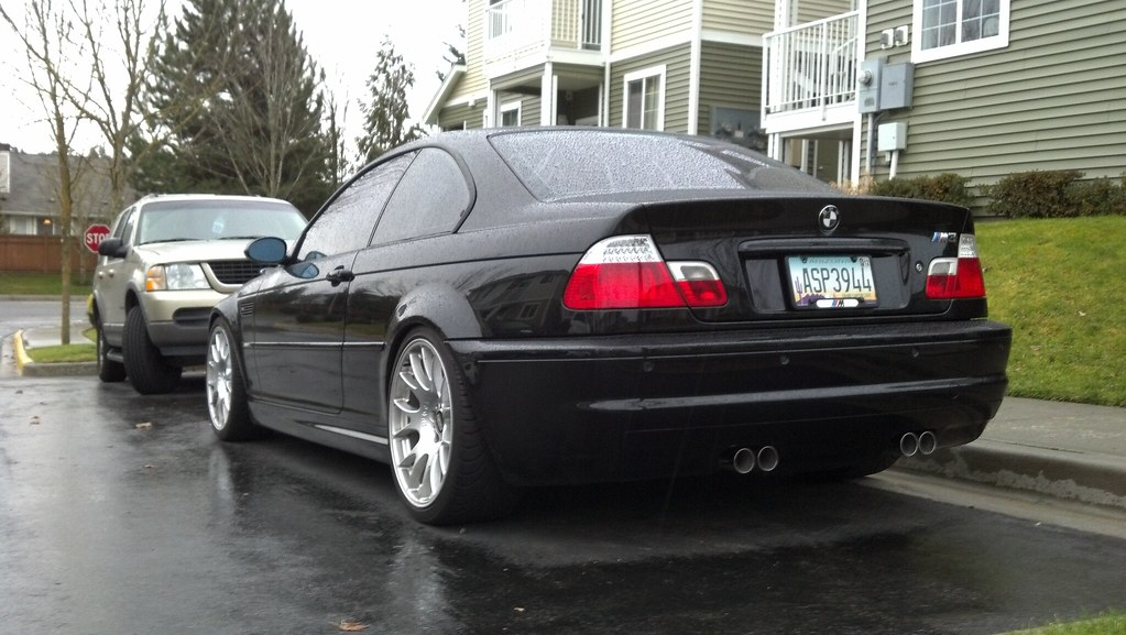 e46 2002 bmw m3 jet black on cinnamon interior smg 14200