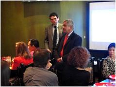 """""""Reunión de Líderes Comunitarios y Consejeros Consultivos del IME"""""""