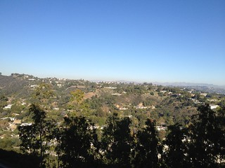 Another Gorgeous View at the Getty