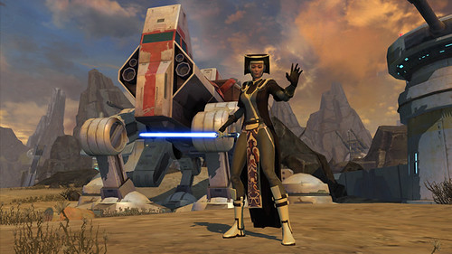 SWTOR Jedi Sage Build and Spec Guide