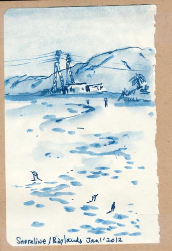 January 2012: Shoreline