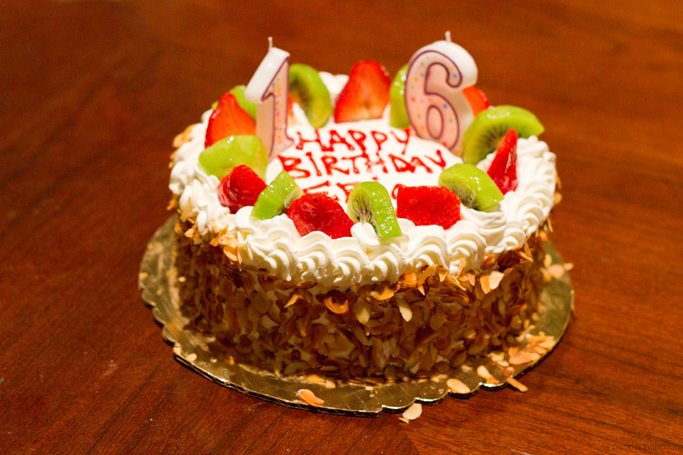 birfday cake