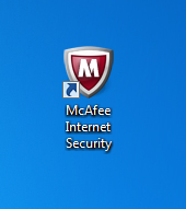 McAfee bullies its way onto my desktop