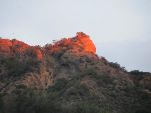 rocky dawn