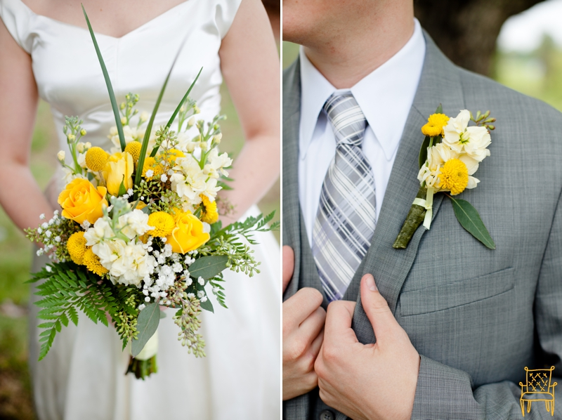 gray and yellow outdoor vintage wedding_028