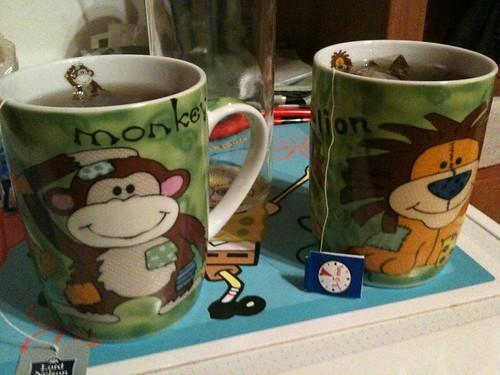 Tea love!!