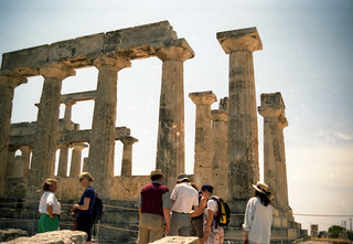 Temple of Aphaea, Aegina