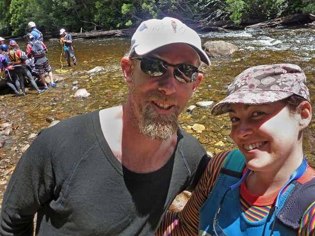 Espen & I, Collingwood River